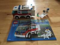 LEGO City Ambulance 7890