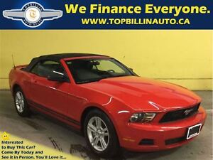 2010 Ford Mustang V6 - Convertible - Extra Clean