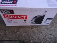 Weber Compact 47cm Barbeque NEW BBQ