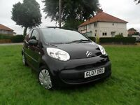 CITROEN C1 1.4 HDI (2007) 5 DOORS + HPI CLEAR + VOSA HISTORY + £20 TAX FOR THE YEAR