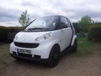 Smart Car FourTwo Coupe 2009 (first registered 30/12/09)