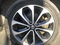 Nissan Qashqai DCI 360 (silver) 2013-06-27