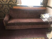 SOFA BED! NEED GONE TODAY! 2 months old Only!