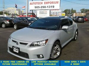 2012 Scion tC Auto Alloys Pano Roof/Btooth &ABS*$49/wkly