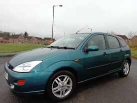 Ford Focus ZETEC 1.6 - Omagh