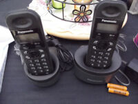 Panasonic KX-TG1311 Twin Phones