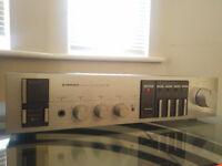 Pioneer SA 540 Vintage Amplifier