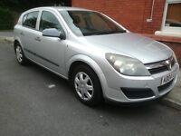 04 Vauxhall Astra 1.6 Petrol 5 Door Hatch