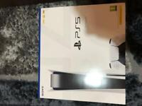 PS5 Disc Edition BRAND NEW SEALED