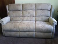 Sofa and electric recliner