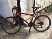 Excellent Carrera Hybrid Bicycle