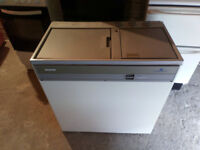 HOOVER TWIN-TUB WASHING MACHINE GOOD WORKING ORDER AND CLEAN CONDITION SEE PICS VIEWING WELCOME