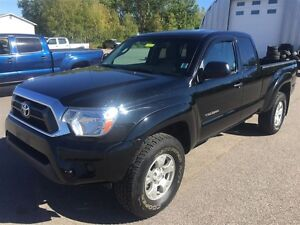 2013 Toyota Tacoma 4WD SR5 Access cab V6 6 Speed ONLY $269 BIWEE