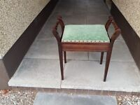 Piano stool for sale