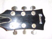 grant LP guitar