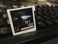 Sky 3ds card for nintendo 3DS with memory card
