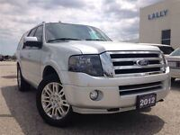 2012 Ford Expedition Limited 4x4 Navigation, Roof, One Owner