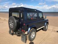 Land Rover Defender 90 2.5 TD5 County Hard Top 3dr