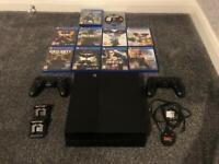 PS4 Console 500gb bundle