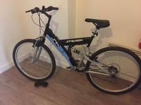 Stealth zoom bike