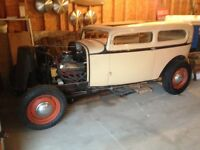 1932 Ford Tudor Project