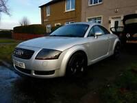 Audi tt 225 model sale or swap