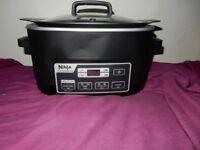 Ninja Multi Cooker Plus (Black) - MC760