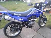 Suzuki Dr 125 sm SWAP other 125 or w.h.y
