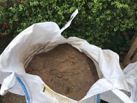 1/3 bag of Topsoil