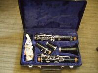 Buffet B12 clarinet in very good condition