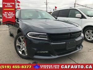 2017 Dodge Charger SXT | ONE OWNER | AWD | HEATED SEATS
