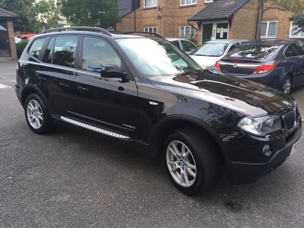 BMW X3 FSH LOW MILAGE 2 PREVIOUS LADY OWNERS