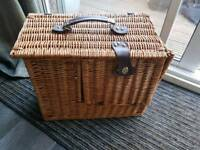 Lovely 4 Pierson picnic bakery with integral cool box drawer