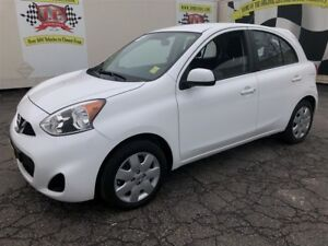 2015 Nissan Micra SV, Auto, Steering Wheel Controls, Only 37, 00