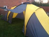 9 man tent