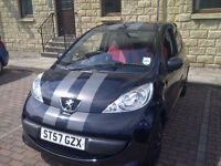 PEUGEOT 107 - ONLY 48500 MILES - 1YEAR MOT