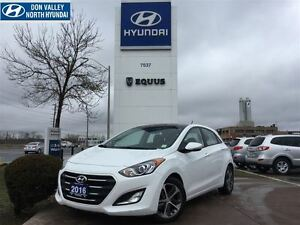 2016 Hyundai Elantra GT GLS - PANORAMIC SUNROOF, HEATED SEATS