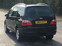 2004 FORD GALAXY V5 GHIA 1 YEARS MOT 7 SEATER NICE TIDY PX