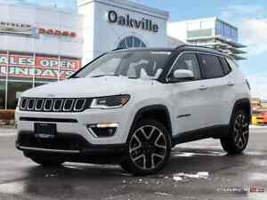 2019 Jeep Compass LIMITED | NAV | SUNROOF | HEATED SEATS |
