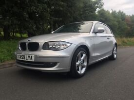 BMW 1 Series 2.0 118d Sport 3dr ***FSH - TOP SPEC - £30 TAX***