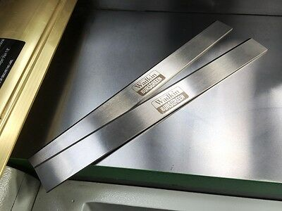 310mm Hss Resharpenable Planer Blades To Suit Robland Machine 1pair - Quality