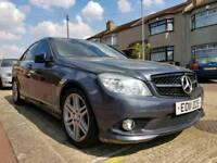 2011 Mercedes C250 CDI Sport AMG **AUTO**LOW MILE/FSHistory/NAV/Sensors**