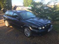 Jaguar x type 2.0 diesel estate/ needs a clutch
