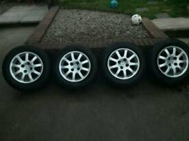 """15"""" standard 406 hdi wheels"""