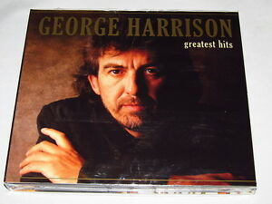 GEORGE-HARRISON-Greatest-Hits-BEATLES-2-CDs-Digipack-2010