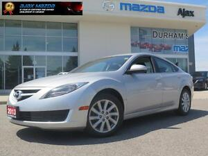 2013 Mazda Mazda6 BLUETOOTH/CRUISE/ALLOYS
