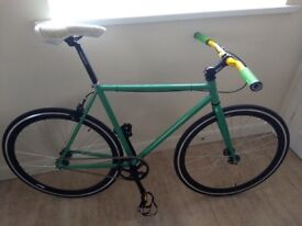 Single Speed / Fixie Bicycle for sale with high quality parts