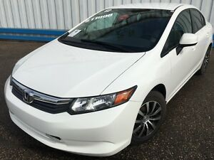 2012 Honda Civic LX *AUTOMATIC*