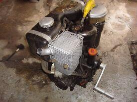 for sale diesel engine model farymann single cylinder 4,8hp full working