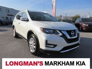 2017 Nissan Rogue SV AWD Pano Roof Heated Seats